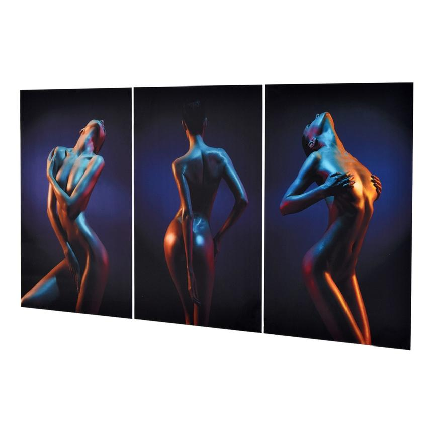 Trois Set of 3 Acrylic Wall Art  alternate image, 3 of 4 images.