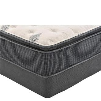 Pacific Heights PT King Mattress w/Low Foundation