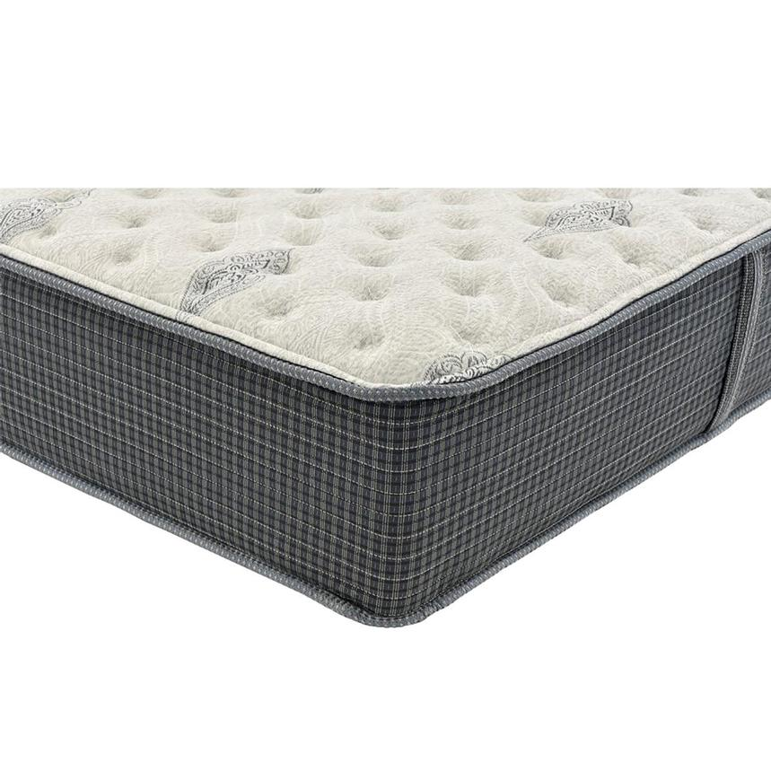 Bay Point Full Mattress by Simmons Beautyrest Silver  main image, 1 of 4 images.