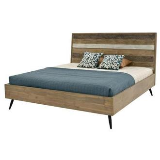 Key West Queen Platform Bed
