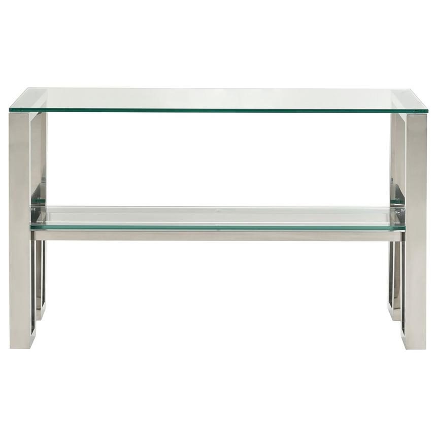Illusion Console Table  alternate image, 2 of 4 images.