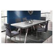 Ferrera 5-Piece Casual Dining Set  alternate image, 2 of 11 images.