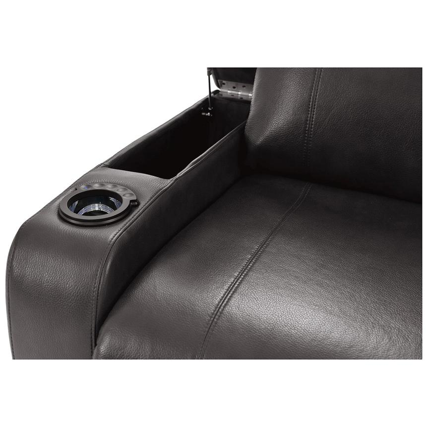 Magnetron Gray Home Theater Seating  alternate image, 8 of 10 images.