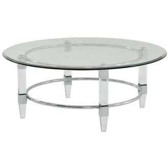 Caroline Round Coffee Table