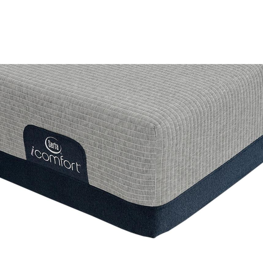 iComfort Blue Max 1000 Plush Queen Mattress by Serta  main image, 1 of 4 images.