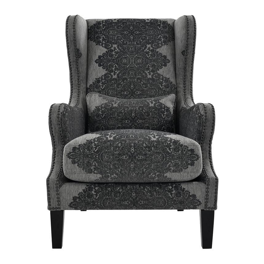 Pleasant Sophia Black Accent Chair Creativecarmelina Interior Chair Design Creativecarmelinacom