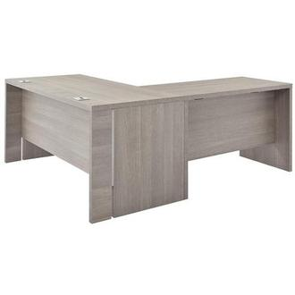 Tivo L-Shaped Desk Made in Italy