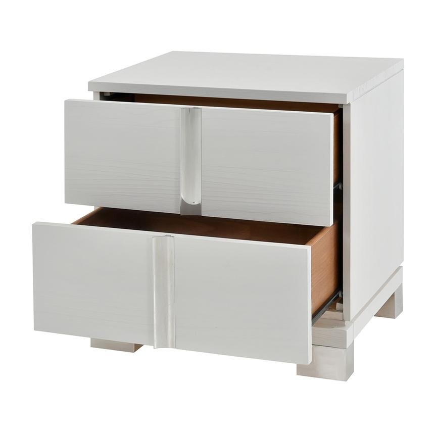 Venezia White Nightstand Made in Brazil  alternate image, 4 of 8 images.