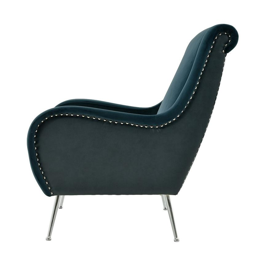 Groovy Morgan Blue Accent Chair Caraccident5 Cool Chair Designs And Ideas Caraccident5Info