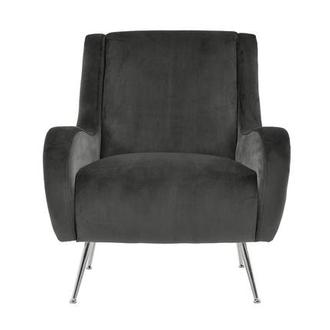 Margot Gray Accent Chair