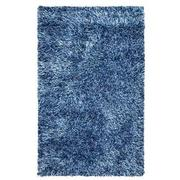 Fettuccine Blue 5' x 8' Area Rug  main image, 1 of 3 images.