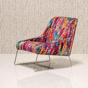 Tutti Frutti Multi Accent Chair  alternate image, 7 of 11 images.