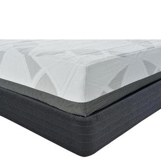 Etna King Memory Foam Mattress w/Low Foundation by Carlo Perazzi