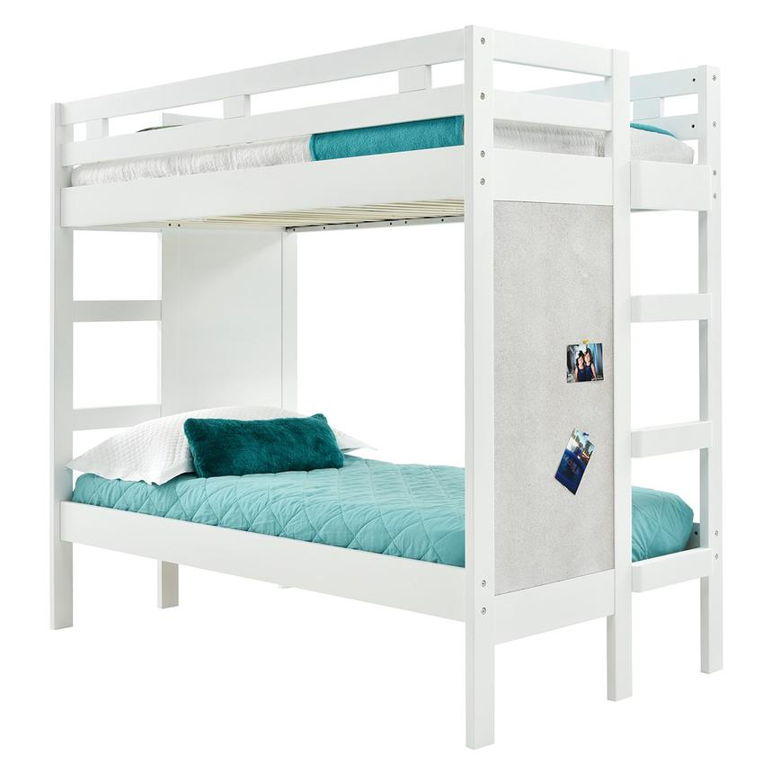Rachael Ray's Uptown Twin Over Twin Bunk Bed  alternate image, 3 of 7 images.