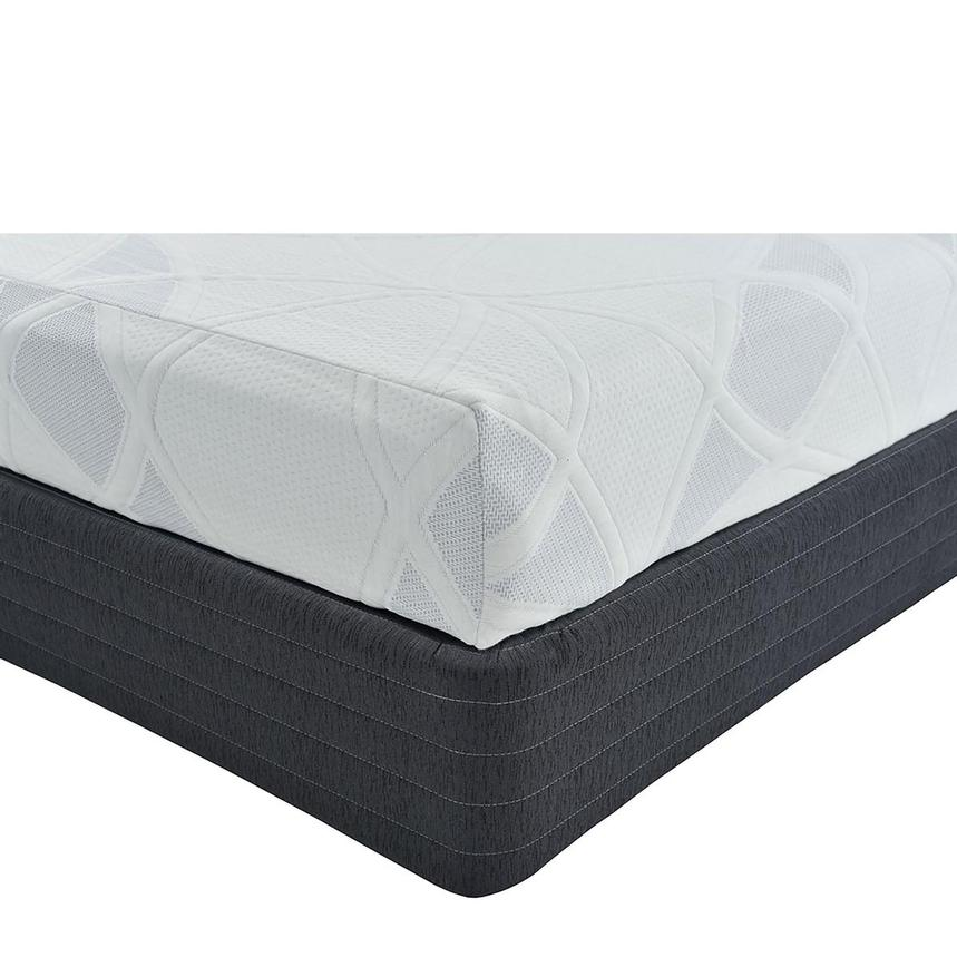 Denali Twin Memory Foam Mattress w/Low Foundation by Carlo Perazzi  main image, 1 of 4 images.