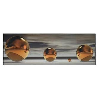 Golden Bowl III Acrylic Wall Art