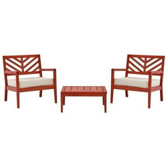 Magra 3 Piece Patio Set El Dorado Furniture