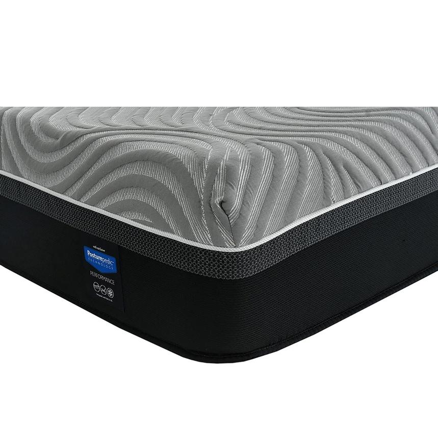 Kelburn II King Mattress by Sealy Posturepedic Hybrid  main image, 1 of 6 images.