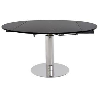 Tami Black Extendable Dining Table