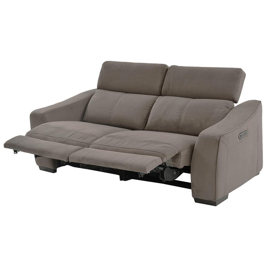 Jameson Dark Gray Loveseat El Dorado Furniture