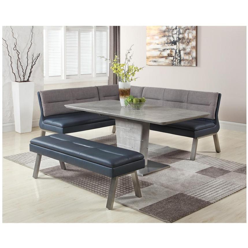 Jezebel Extendable Dining Table El Dorado Furniture