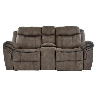 Knoxville Power Reclining Sofa w/Console