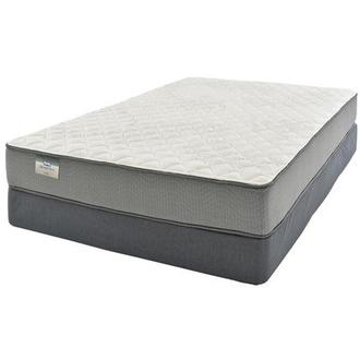 Emerald Twin Mattress w/Low Foundation Beautysleep by Simmons