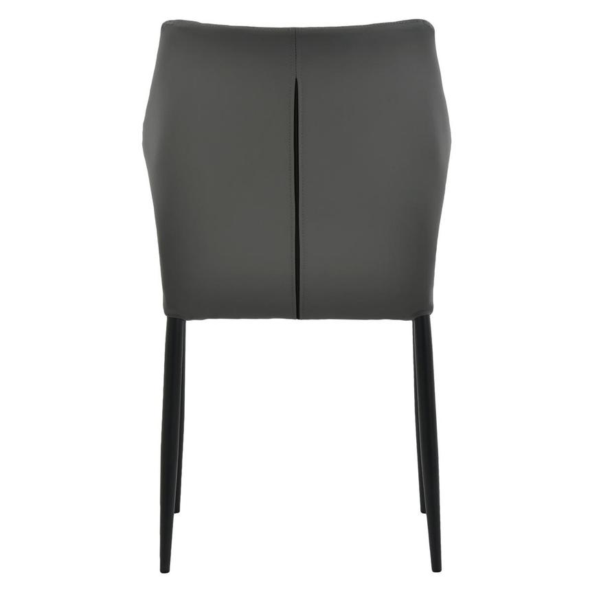 Zari Gray Side Chair  alternate image, 4 of 7 images.