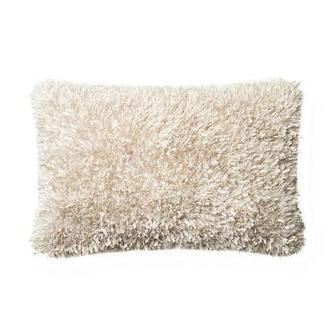 Axel White Accent Pillow