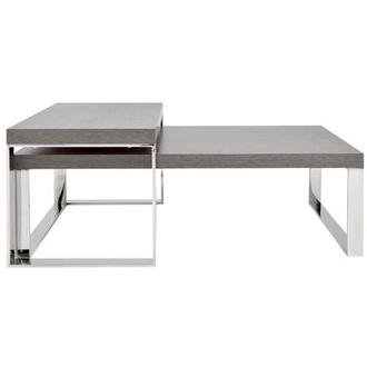 Palomari Gray Coffee Table Set of 2