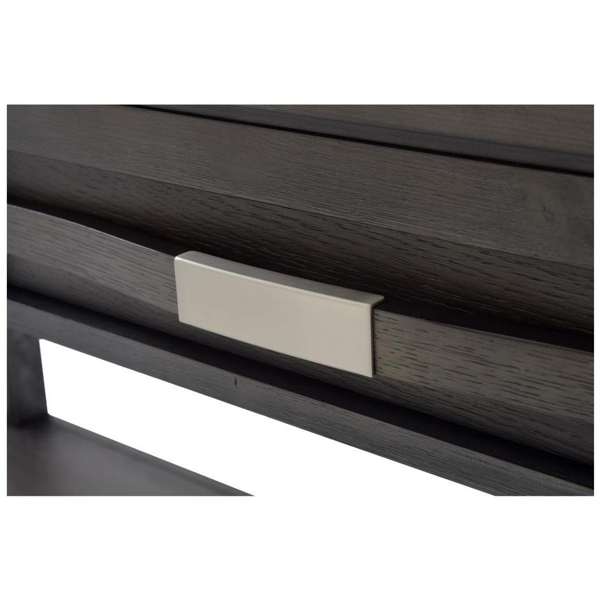 Contour Gray Console Table  alternate image, 8 of 8 images.