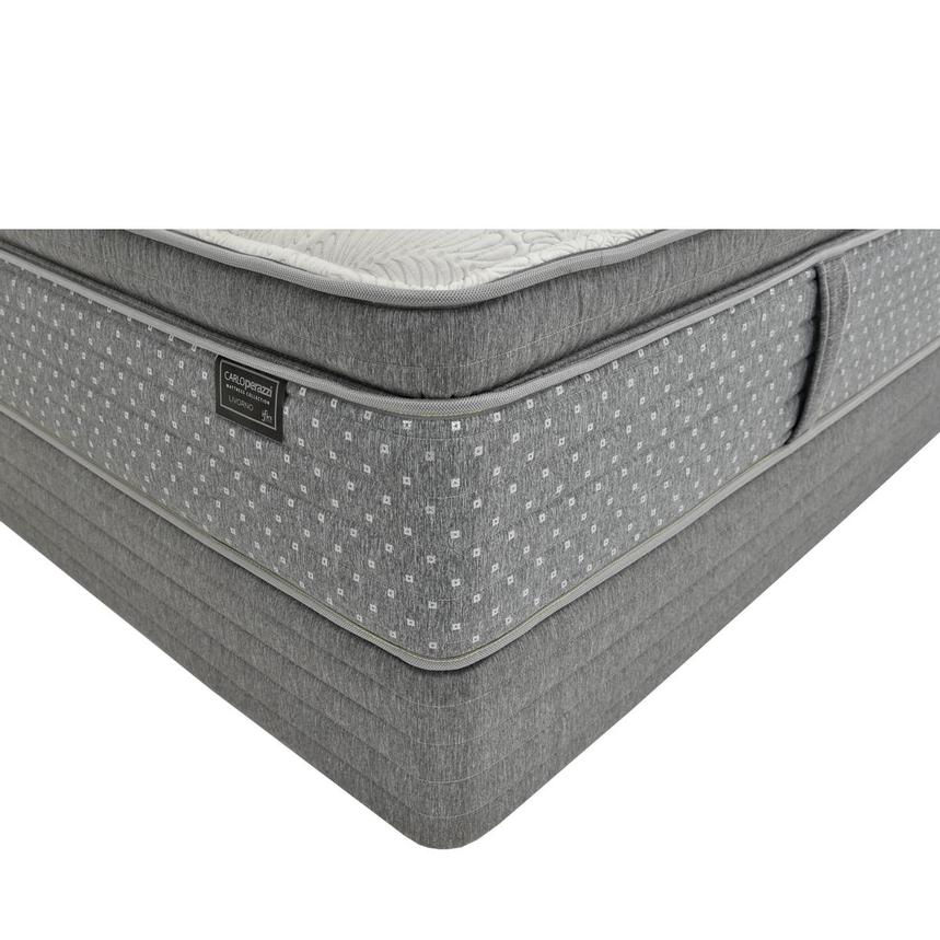 Livorno iFlex King Mattress w/Low Foundation by Carlo Perazzi  main image, 1 of 4 images.