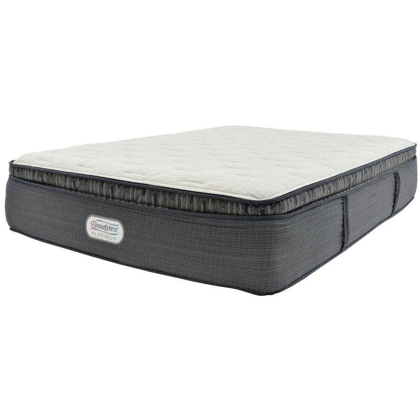 Beacon Hill PT King Mattress by Simmons Beautyrest Platinum  main image, 1 of 4 images.