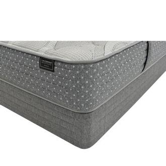 Bianca Full Mattress w/Regular Foundation by Carlo Perazzi