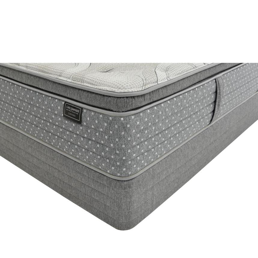Corvara Twin XL Mattress w/Low Foundation by Carlo Perazzi  main image, 1 of 4 images.