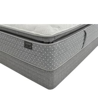 Karina iFlex Queen Mattress w/Regular Foundation by Carlo Perazzi