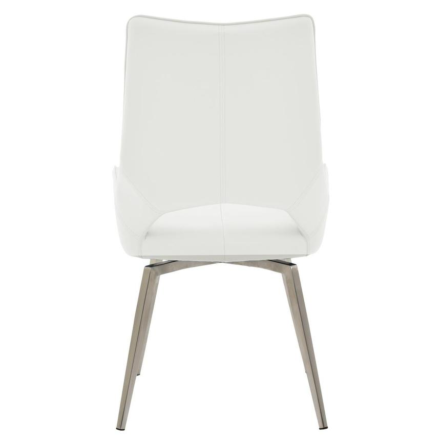 Kalia White Side Chair  alternate image, 4 of 6 images.