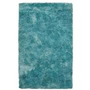 Cosmo Turquoise 5' x 8' Area Rug  main image, 1 of 3 images.