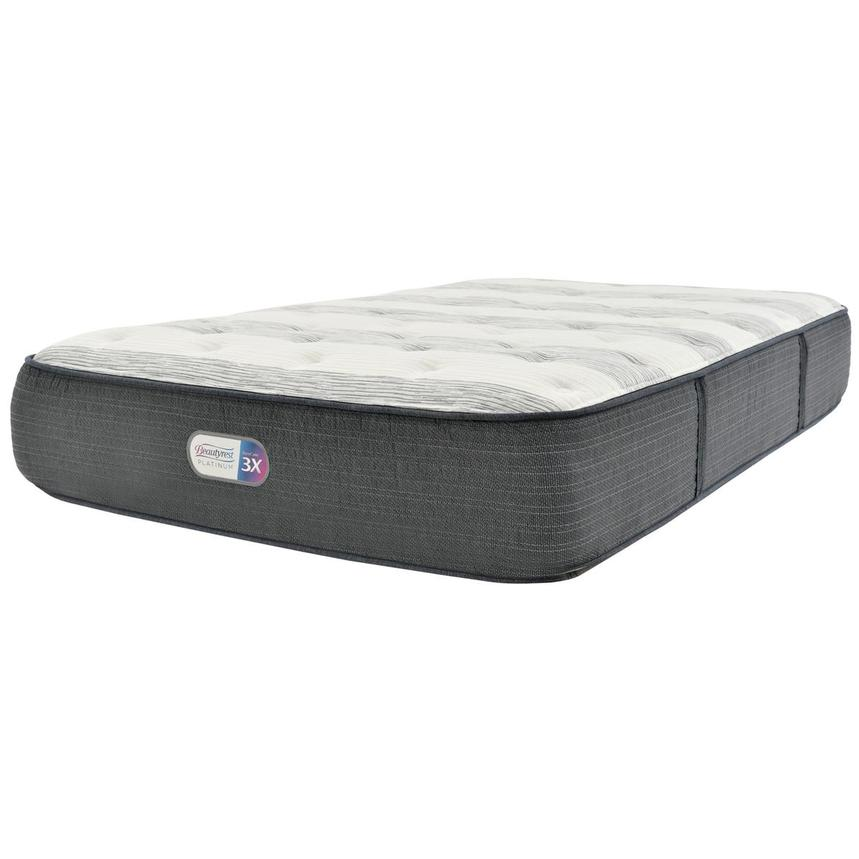 Clover Spring King Mattress by Simmons Beautyrest Platinum  main image, 1 of 5 images.