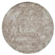 Cosmo Gray 8' Round Area Rug  main image, 1 of 3 images.