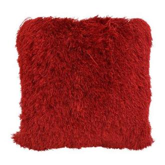 Milan Red Accent Pillow
