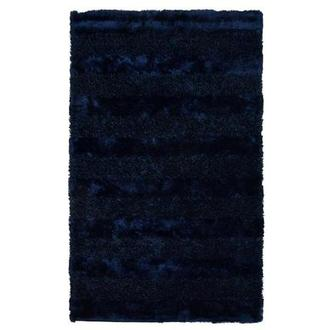 Fusion Navy 5' x 8' Area Rug