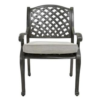 Castle Rock Gray Dining Chair