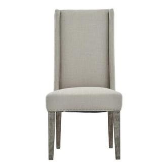 Hudson Gray Side Chair