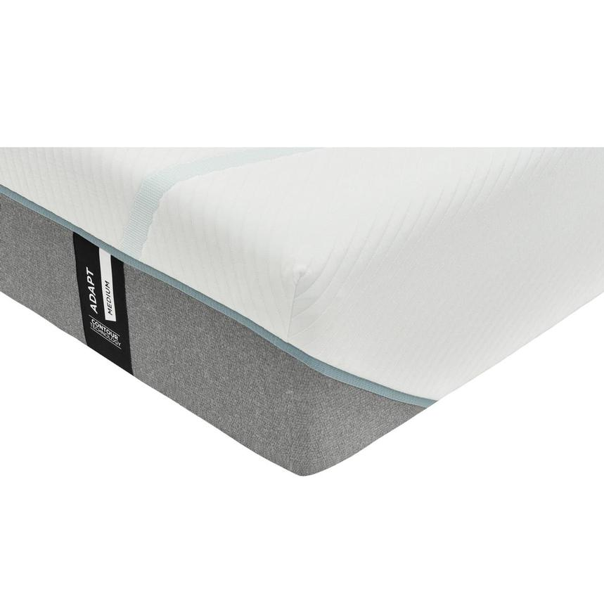 Adapt MF Twin Memory Foam Mattress by Tempur-Pedic  main image, 1 of 6 images.