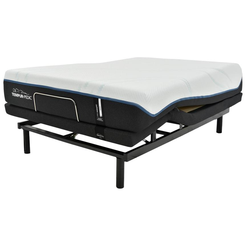 ProAdapt Soft Queen Memory Foam Mattress w/Ergo® Extend Powered Base by Tempur-Pedic  alternate image, 4 of 7 images.