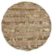 Fusion Gold 8' Round Area Rug  main image, 1 of 3 images.