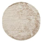 Milan Gold 8' Round Area Rug  main image, 1 of 2 images.