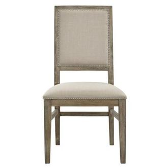 Dexter Gray Side Chair