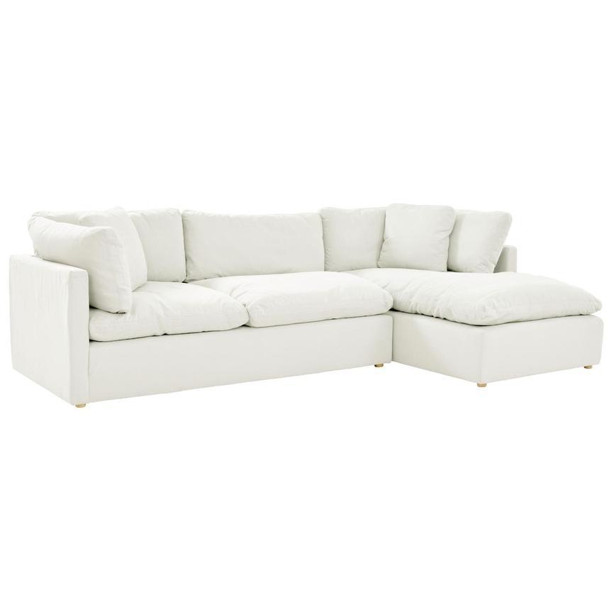 Pleasant Neapolis White Corner Sofa W Right Chaise Machost Co Dining Chair Design Ideas Machostcouk